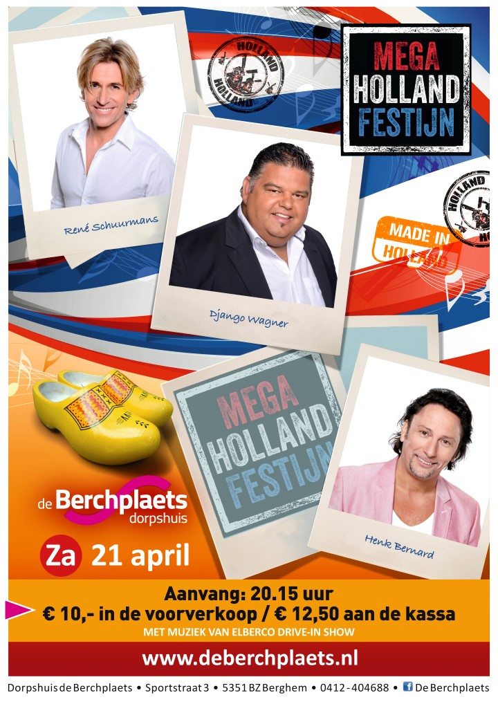 Mega Holland Festival