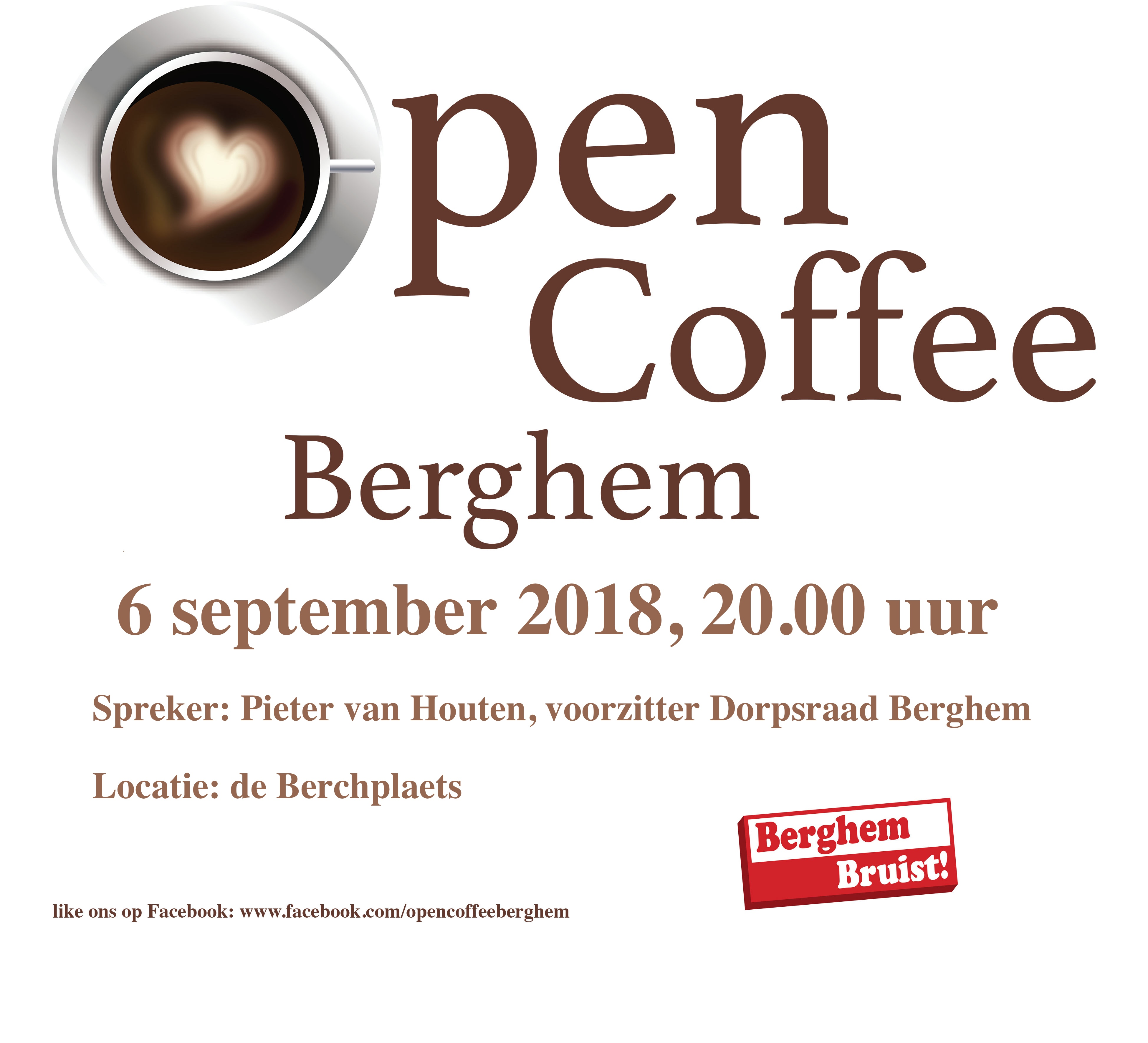 Open Coffee 06-09-2018